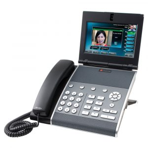 Poly VVX1500D Telephone