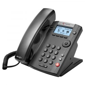 Poly VVX201 Telephone