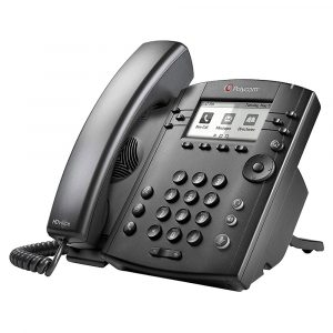 Poly VVX301 Telephone