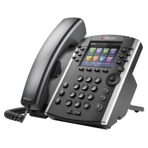 Poly VVX411 Telephone