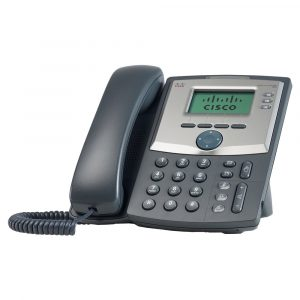 Cisco SPA301 Telephone