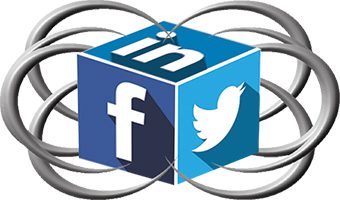 Social Media - Facebook LinkedIn Twitter